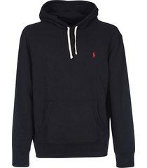 ralph lauren embroidered hoodie