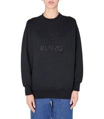 kenzo loose fit sweatshirt
