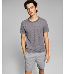 and now this men's small stripe t-shirt