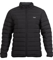 chaqueta plumas aspen down jacket negro lippi