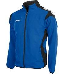 hummel paris micro jacket 108202-5800 blauw