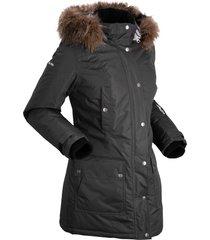 giacca tecnica con cappuccio (grigio) - bpc bonprix collection