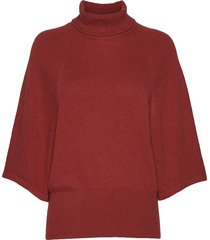 irisiw turtleneck pullover turtleneck coltrui rood inwear