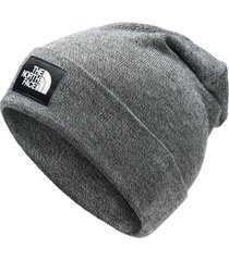 gorro dock worker recycled gris the north face