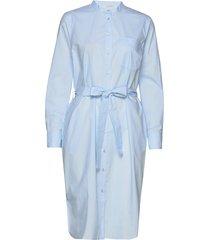 lulu dress dr knälång klänning blå part two
