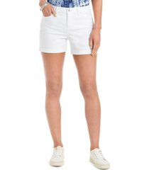 style & co boyfriend shorts, created for macy's