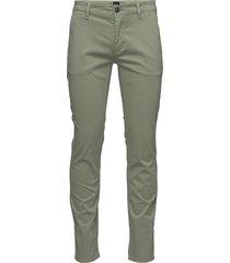 schino-slim d chinos byxor grön boss