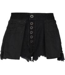 ben taverniti™ unravel project denim shorts