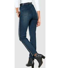 fodrade jeans paola blue bleached