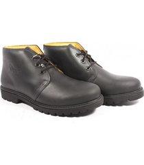 panama jack bota panama c3 boots sportief zwart
