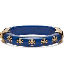 women's tory burch kira resin bangle bracelet