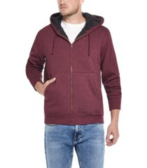 weatherproof vintage men's fleece lined hoodie