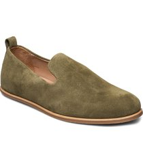 evo suede loafer loafers låga skor grön royal republiq
