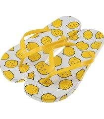 sandalia candelaria amarillo topsoc