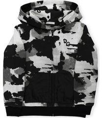 dolce & gabbana cotton hoodie