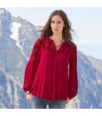 whimsical spirit blouse