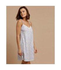 camisola feminina estampa floral alças finas marisa - 10040958170