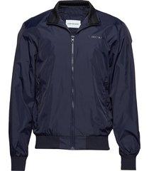 core nylon jacket tunn jacka blå calvin klein jeans