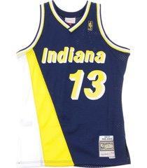 basketball nba swingman jersey mark jackson no13 1996-97 indpac road