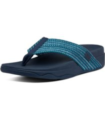 fitflop women's surfa toe-thongs sandal women's shoes