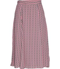 day tiles knälång kjol rosa day birger et mikkelsen