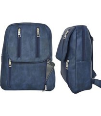 mochila azul sabetai