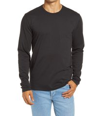 men's rag & bone principle base crewneck pullover