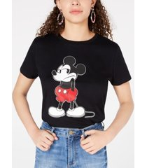 disney juniors' angry mickey mouse t-shirt