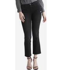 flying monkey high rise straight jeans