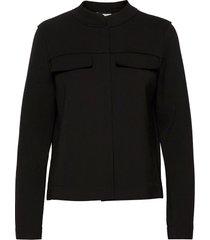 blouse-jacket sommarjacka tunn jacka svart gerry weber