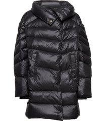 jherma jacket gevoerd jack zwart diesel