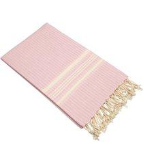 linum home luxe herringbone pestemal beach towel bedding