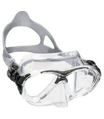 máscara de mergulho cressi eyes evolution crystal .
