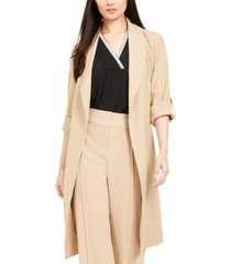alfani belted trench coat, created for macy's