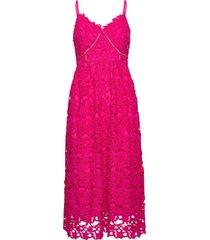 yasluie strap midi dress - show dresses lace dresses rosa yas