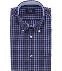 geruite overhemd