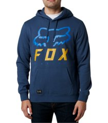 fox men's heritage forger pullover fleece