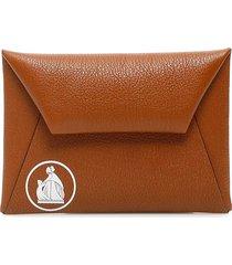 lanvin envelope pouch