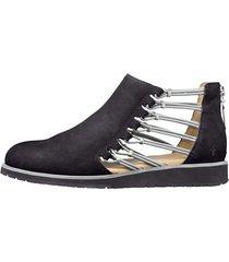 emu-skor emu svart