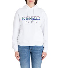 kenzo sequins and beads hoodie
