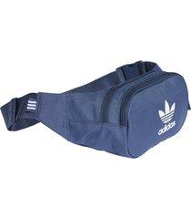 pochete adidas essential cbody originals azul
