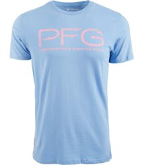 columbia men's pfg hooks short sleeve t-shirt