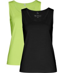 top (pacco da 2) (verde) - bpc selection
