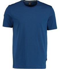 hugo boss t-shirt tiburt kobaltblauw rf 50379310/417