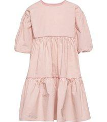 casta jurk roze molo