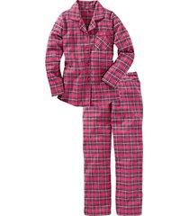 pigiama di flanella (fucsia) - bpc bonprix collection