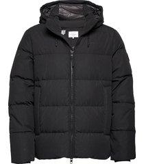 d2. the alta down jacket fodrad jacka svart gant