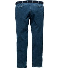 jeans i flatfront-modell pioneer blue stone