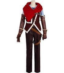 no game no life zero riku cosplay costume men outfit
