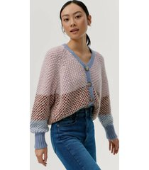 cardigan berthe knit